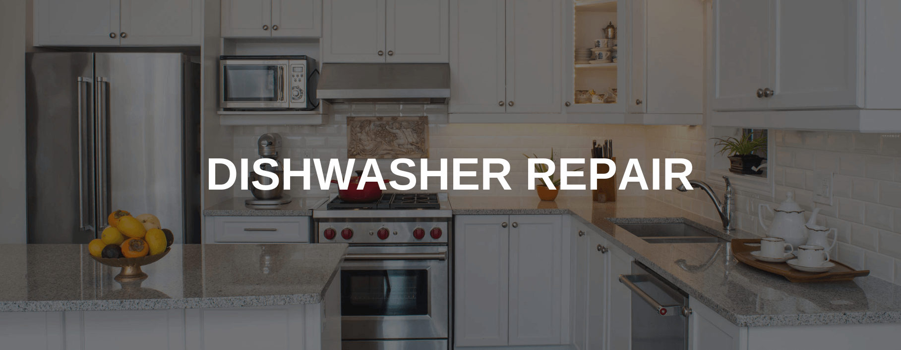 dishwasher repair fremont